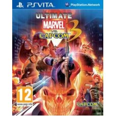 Ultimate Marvel vs Capcom 3 (PS Vita) ENG