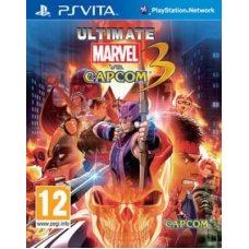 Ultimate Marvel vs Capcom 3 (PS Vita) ENG