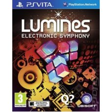 Lumines (PS Vita) ENG