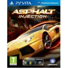 Asphalt Injection (PS Vita) ENG