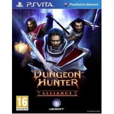 Dungeon Hunter (PS Vita) ENG