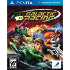 Ben 10: Galactic Racing (PS Vita) ENG