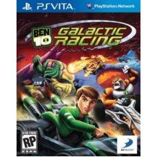 Ben 10: Galactic Racing (PS Vita) ENG