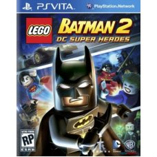 LEGO Batman 2: DC Super Heroes (PS Vita) RUS SUB