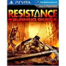 Resistance: Burning Skies (PS Vita) RUS