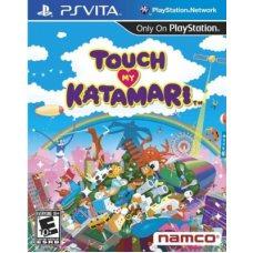 Touch My Katamari (PS Vita) ENG
