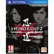 Shinobido 2: Revenge of Zen (PS Vita) ENG