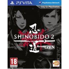 Shinobido 2: Revenge of Zen (PS Vita) ENG