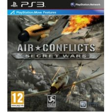 Air Conflicts: Secret Wars (PS3) ENG