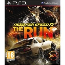 Need for Speed The Run (PS3) ENG