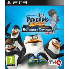 The penguins of madagascar (PS3) ENG