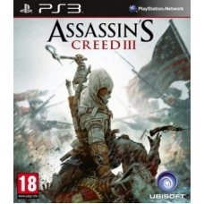 Assassin`s Creed III (PS3) RUS