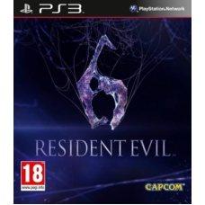 Resident Evil 6 (PS3) RUS