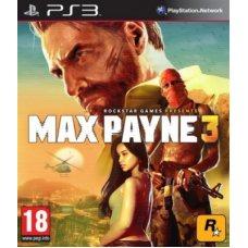 Max Payne 3 (PS3) RUS