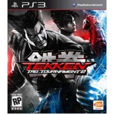 Tekken Tag Tournament 2 (PS3) RUS