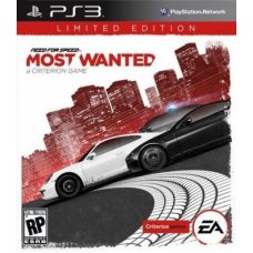 Need For Speed: Most Wanted 2 (PS3) RUS