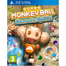 Super Monkey Ball Banana Splitz (PS Vita) ENG