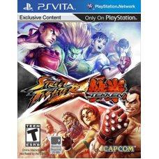 Street Fighter X Tekken (PS Vita) ENG