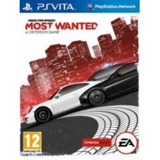Need for Speed Most Wanted (PS Vita) RUS
