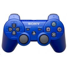 Джойстик Dualshock 3 Wireless Controller BLUE (PS3)