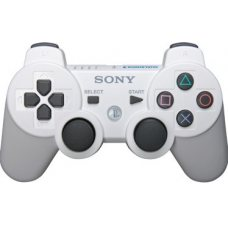 Джойстик Dualshock 3 Wireless Controller WHITE (PS3)
