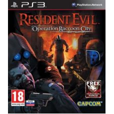 Resident Evil: Operation Raccoon City (PS3) ENG