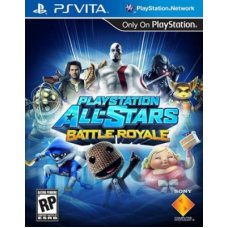 PlayStation All-Stars: Battle Royale (PS Vita) RUS