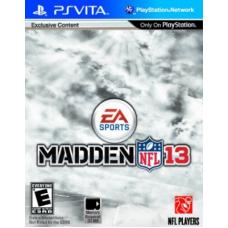 Madden NFL 13 (PS Vita) ENG
