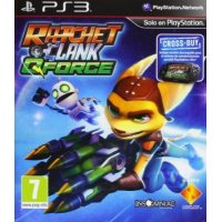 Ratchet & Clank QForce (PS3) RUS