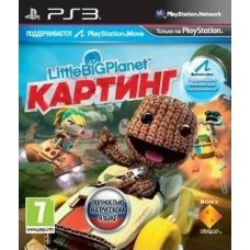 Little Big Planet Karting (PS3 Move) RUS