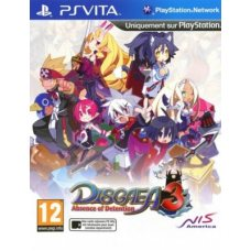 Disgaea 3: Absence of Detention (PS Vita) ENG