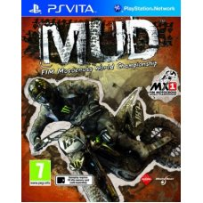 MUD FIM Motorcross World Championship (PS Vita) ENG