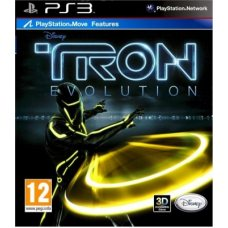 Tron Evolution (PS3) ENG