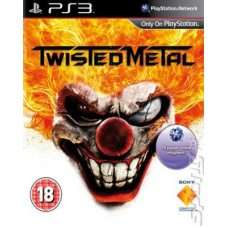 Twisted Metal (PS3) RUS