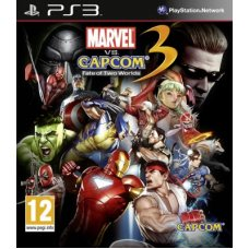 Marvel vs. Capcom 3: Fate of Two Worlds (PS3) ENG