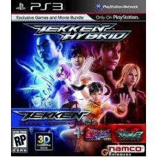 Tekken Hybrid (PS3) ENG