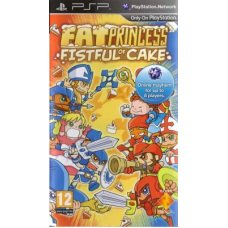 Fat Princess Fistful Cake (PSP)
