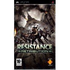Resistance: Retribution (PSP)