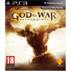 God Of War: Восхождение (PS3) RUS