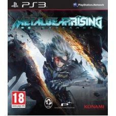 Metal Gear Rising: Revengeance (PS3) ENG