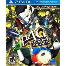Persona 4: The Golden (PS Vita) ENG