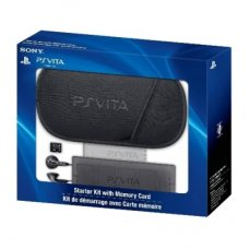 Набор аксессуаров Starter Kit with Memory card 4 Gb (PS Vita)