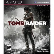 Tomb Raider (PS3) RUS