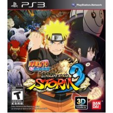 Naruto Shippuden: Ultimate Ninja Storm 3 (PS3) RUS Sub