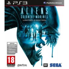 Aliens: Colonial Marines. Limited Edition (PS3) RUS