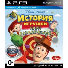 Toy Story Mania (PS3) RUS