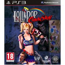 Lollipop Chainsaw (PS3) RUS Sub.