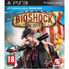 BioShock Infinite (PS3) ENG