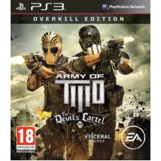 Army of TWO: The Devil's Cartel. Overkill Edition (PS3) ENG