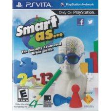 Smart as... (PS Vita) ENG